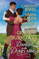 Cover of Dancing In The Duke's Arms