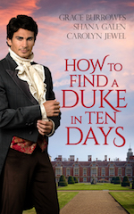 Cover of How to Find a Duke in Ten Days