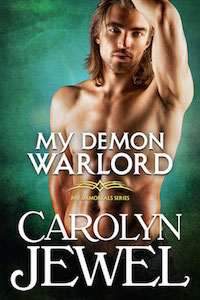 Cover of My Demon Warlord