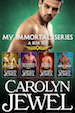 Cover of My Immortals Series Box Set