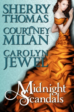 Cover of Anthology Mightnight Scandals