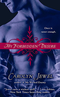 Cover of My Forbidden Desire