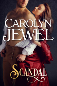 Cover of Scandal