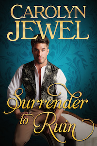 Cover of Surrender to Ruin by Carolyn Jewel