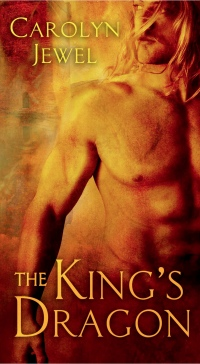 Cover of The King's Dragon by Carolyn Jewel