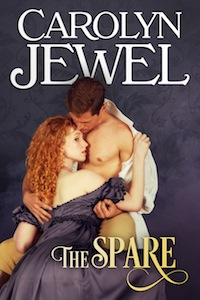 Cover of The Spare by Carolyn Jewel